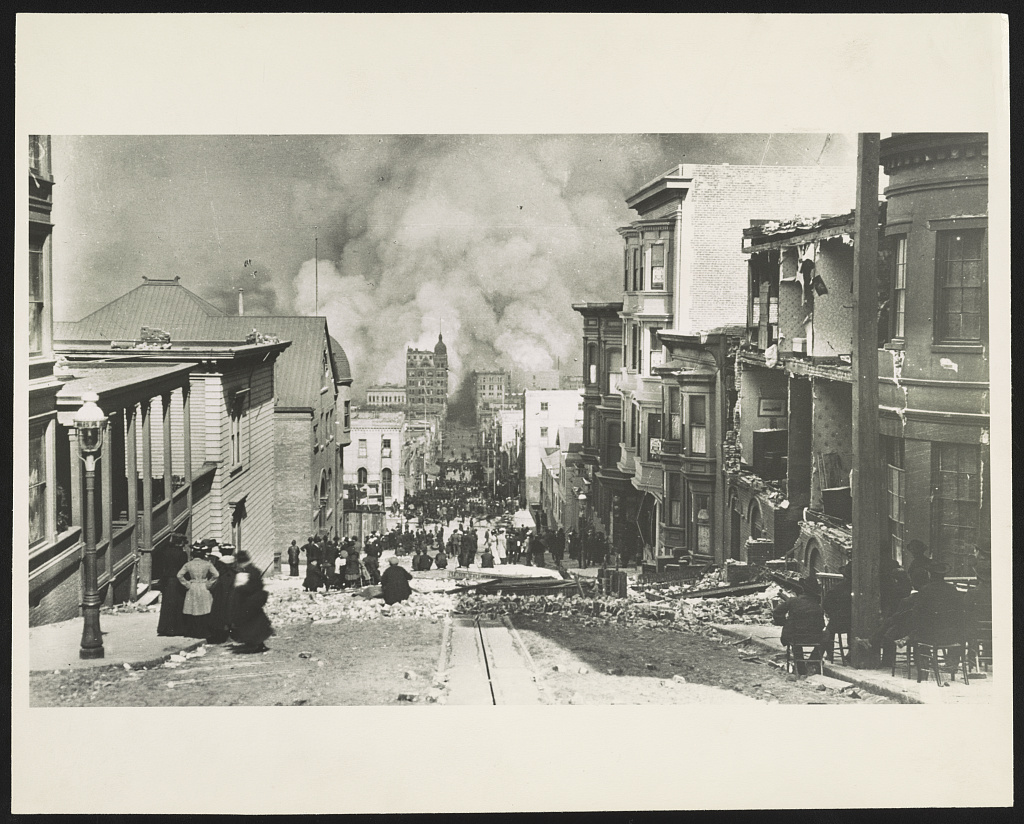 an essay on the san francisco earthquake of 1906 San francisco and chinatown gilded age san francisco stood as a beacon for travelers bound for the western coast of the united states the most prominent city in the developing west during the latter parts of the nineteenth century and the opening of the twentieth, san francisco encompassed a range of conflicting identities.