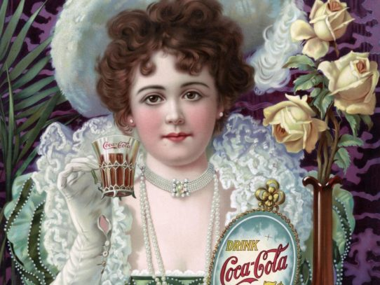 Retro Coca-Cola ads