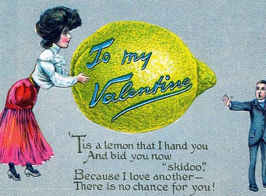 Victorian Valentines: Romantic & Vinegar