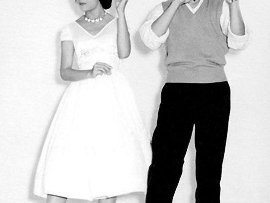 Bruce Lee Hong Kong cha cha champion, 1958