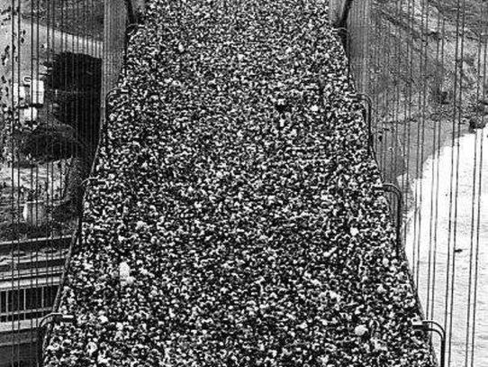 Golden Gate Bridge opening, San Francisco, May 27,1937