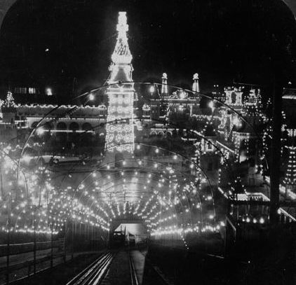 Luna Park, Coney Island, N.Y, 1904