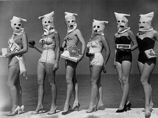 The Most Bizzare Vintage Beauty Pageant Queens