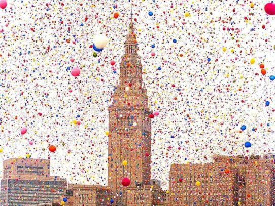Cleveland Balloonfest Disaster, 1986