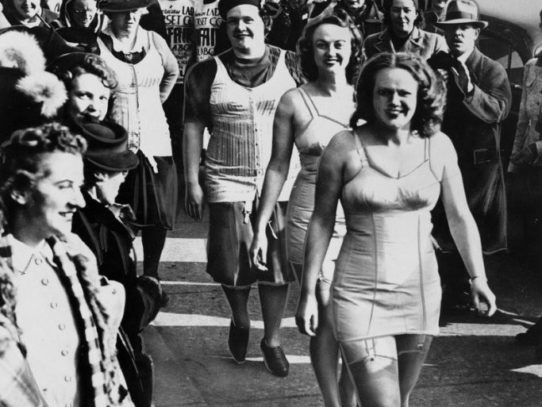 Corset Workers' Strike, Cleveland, 1937