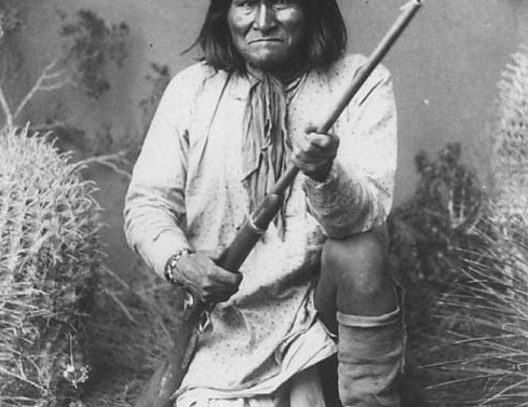 Geronimo, The Last Free Apache