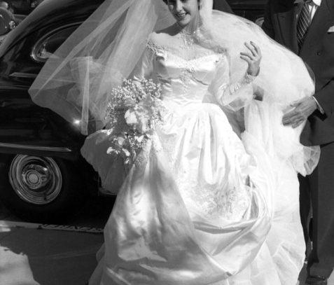 Elizabeth Taylor's First Wedding, 1950