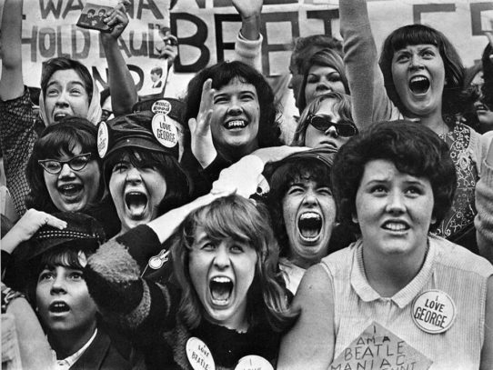 Beatlemaniacs, New York City, 1965