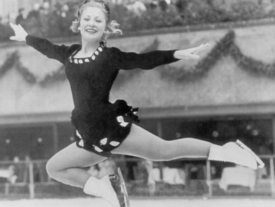 U.S. figure skater at the 1948 Olympic Games