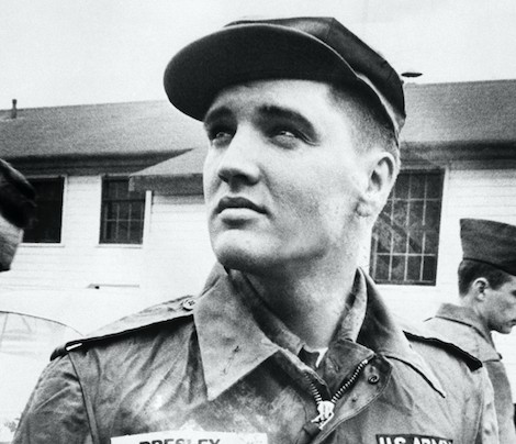 Unknown and rare photos of Elvis Presley Army service