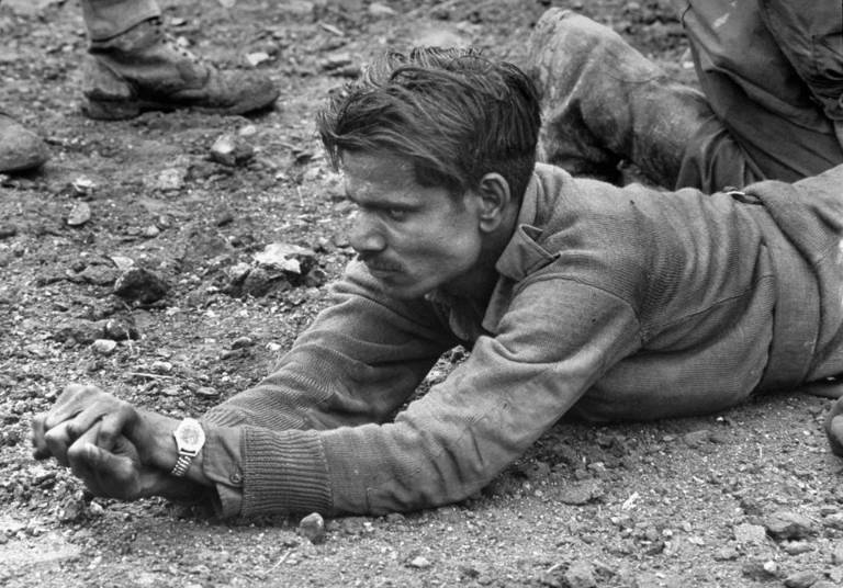 indian soldier korean war