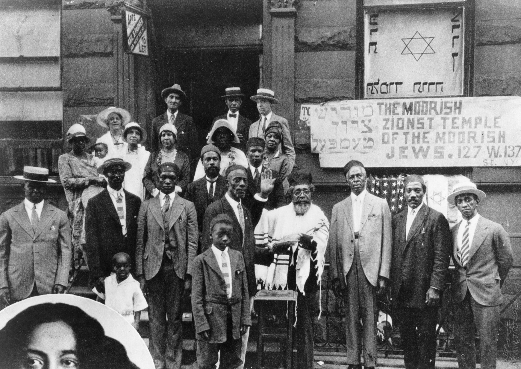 Black Jews of Harlem