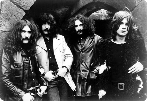 Black Sabbath music history photos
