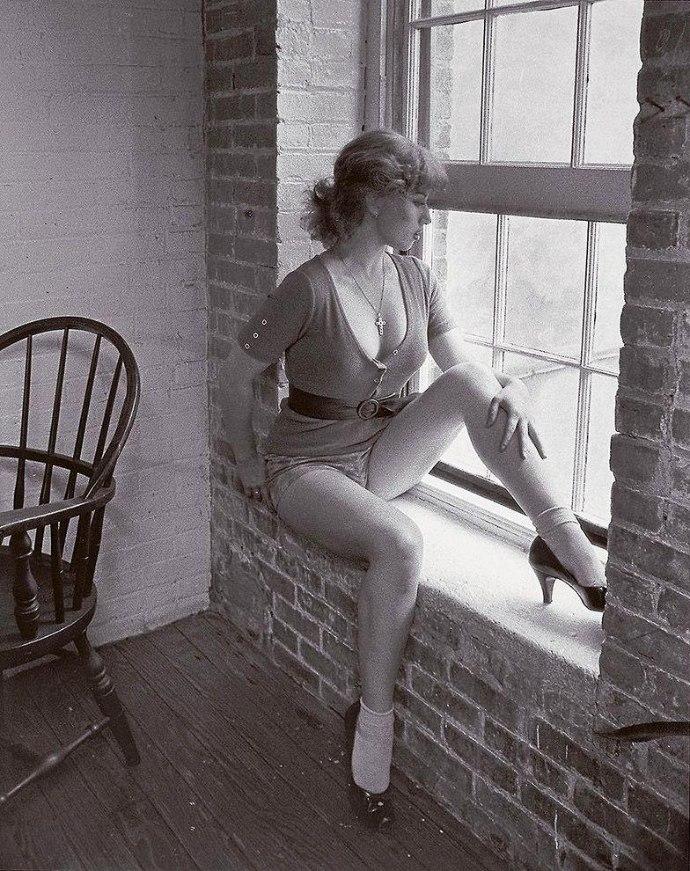 Cindy Sherman images, Untitled film # 15