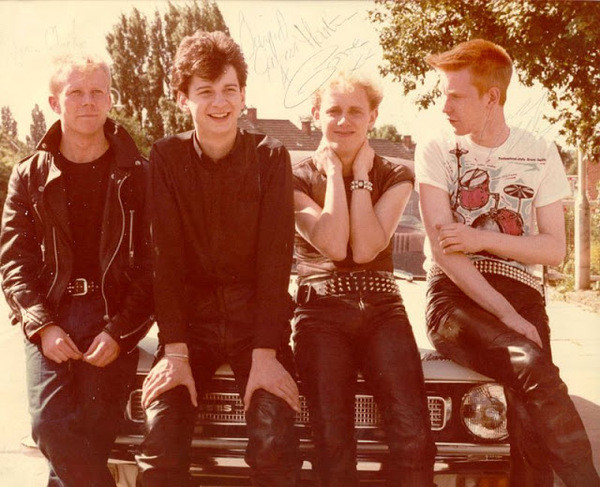 Depeche Mode music history photos
