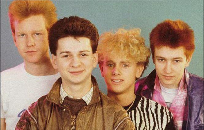 Young Depeche Mode photo