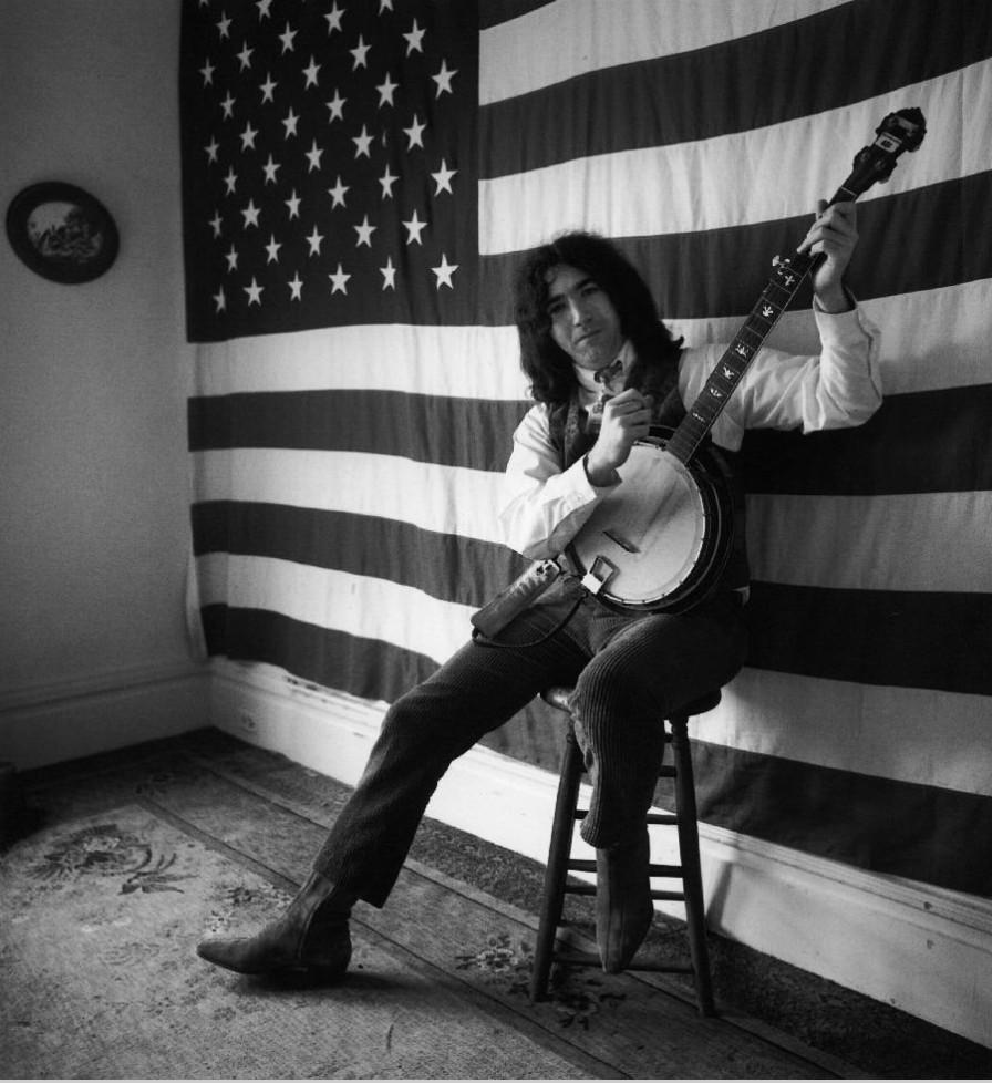 Garcia, Rock photo 60s