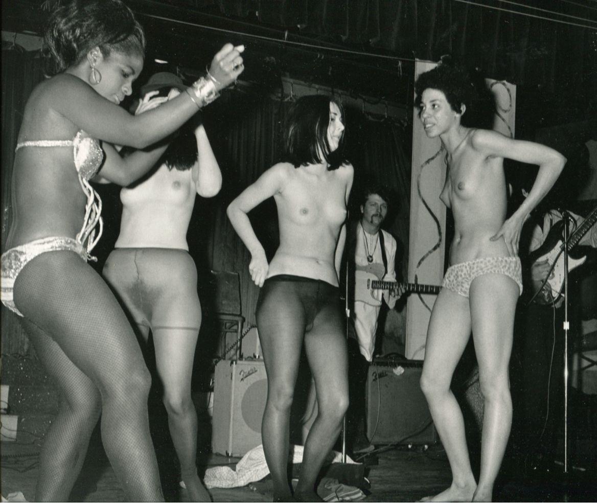 go-go dancers