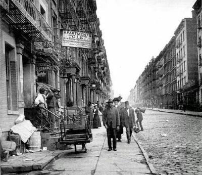 Harlem NYC 1905