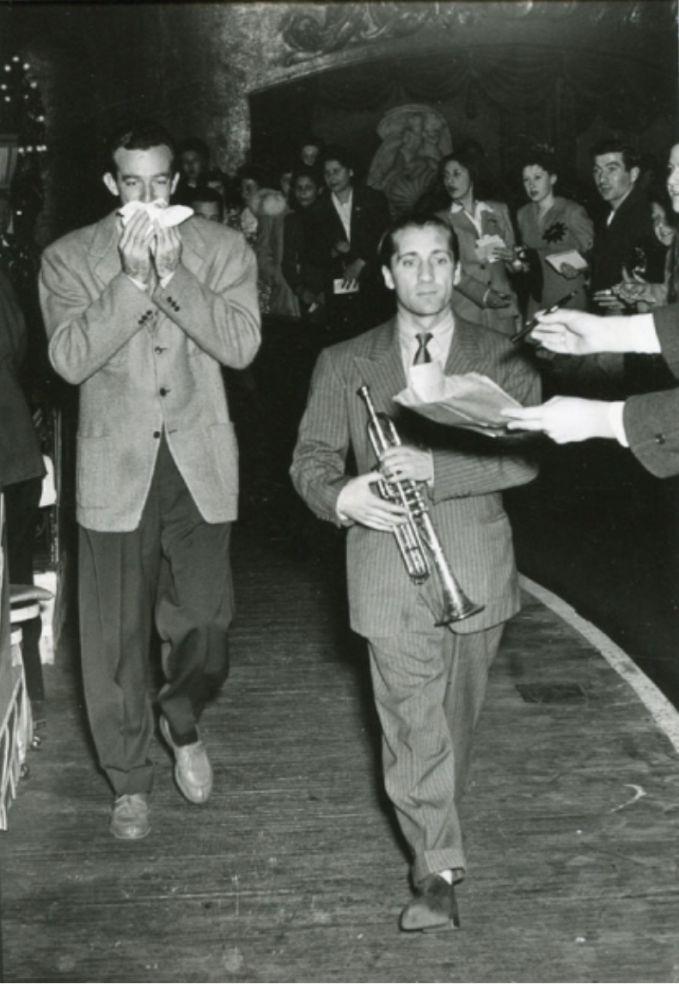 Harry James 1940s