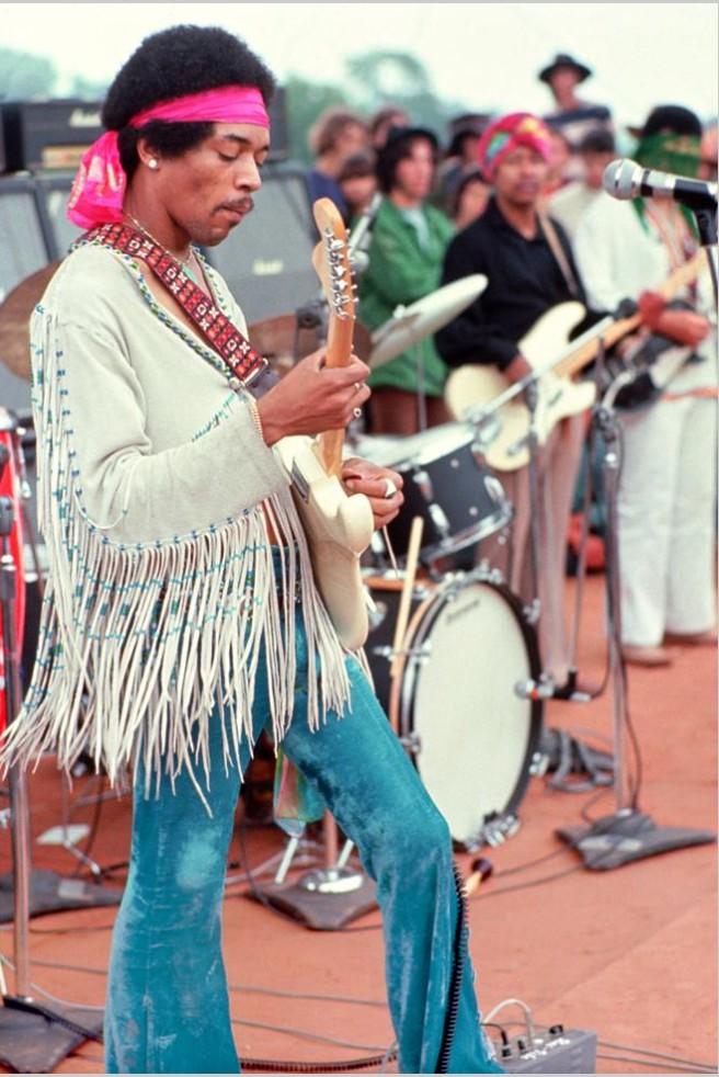 Hendrix, Woodstock