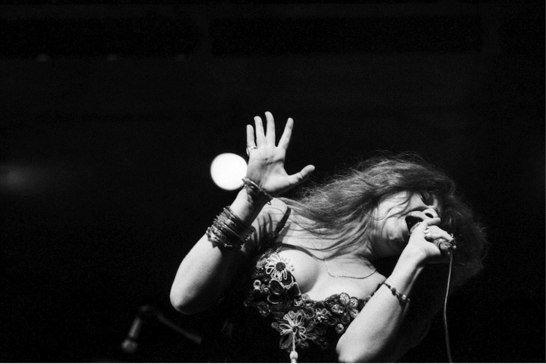 Janis Joplin, Newport