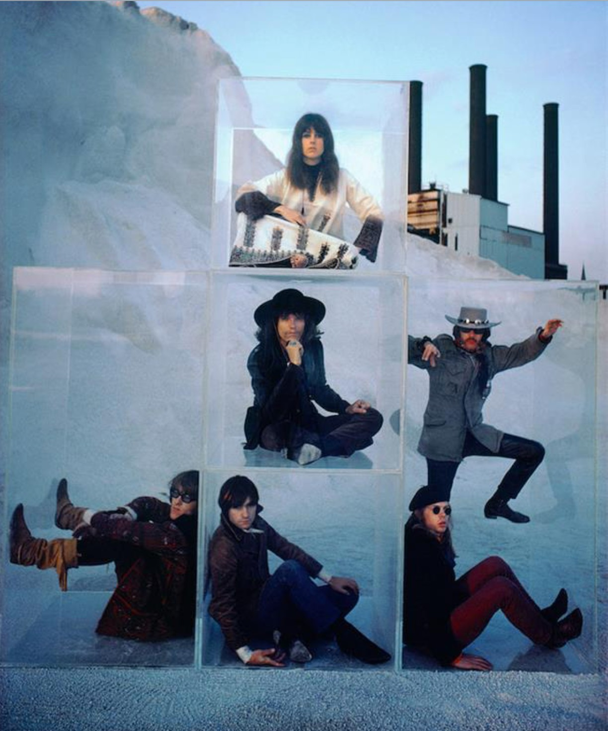 Jefferson Airplane music photo history
