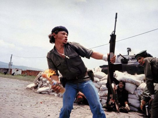 The Molotov man: the Nicaragua photos of Susan Meiselas