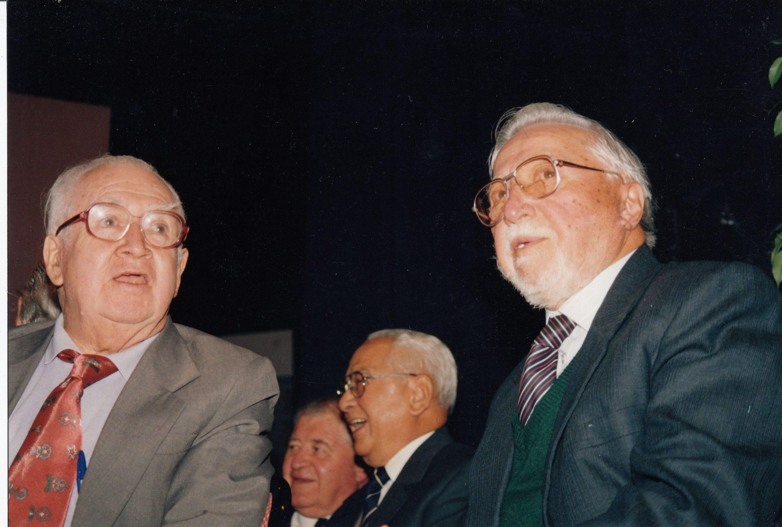 Orlando Lagos and Louis Carvalan