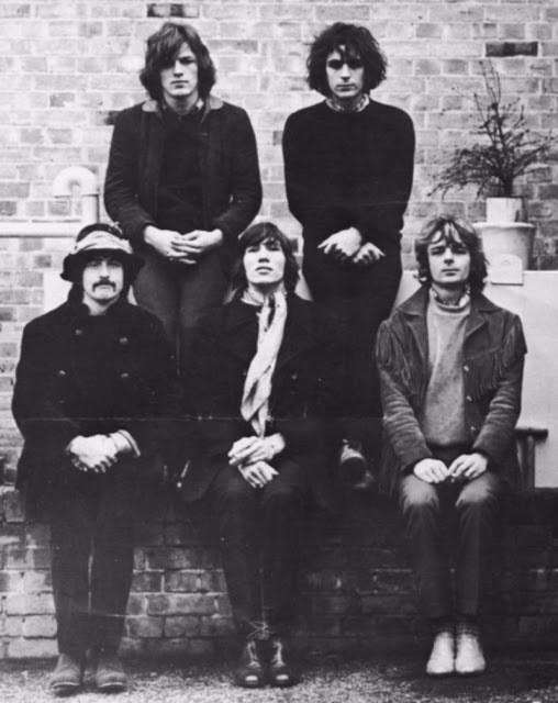 Pink Floyd music history photos