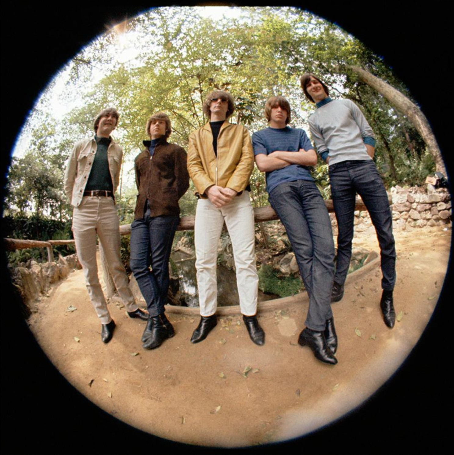 The Byrds, music photo history