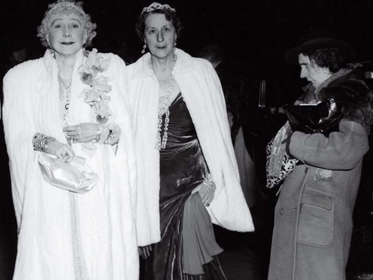 'The Critic': a story behind plus more photos of  Weegee