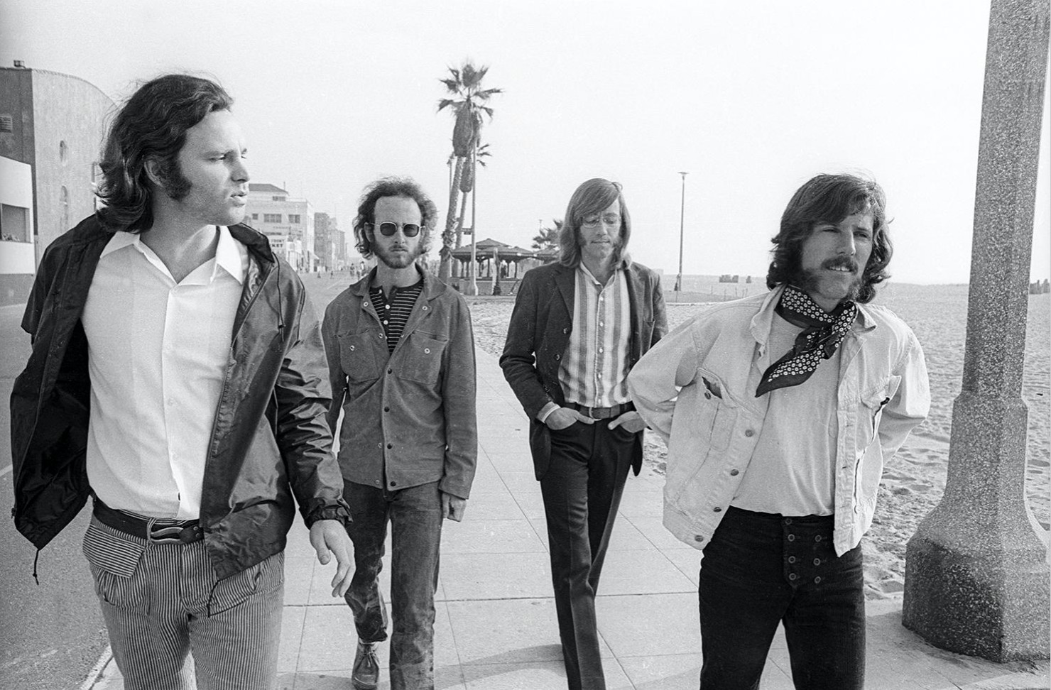 The Doors, Venice Beach