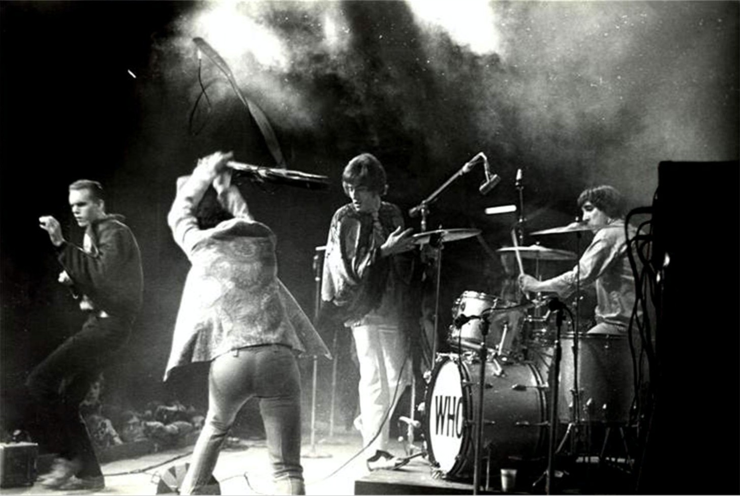 The Who, Monterey