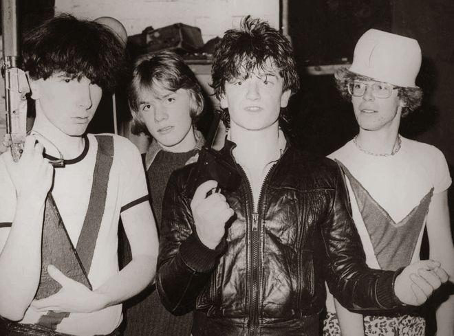 U2 teenagers