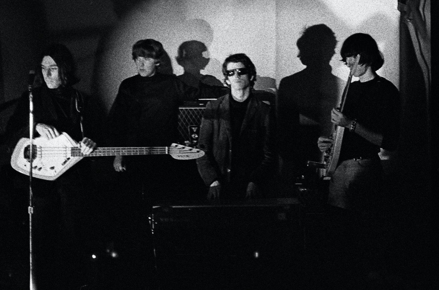 Velvet Underground, Rock music photo history 60s