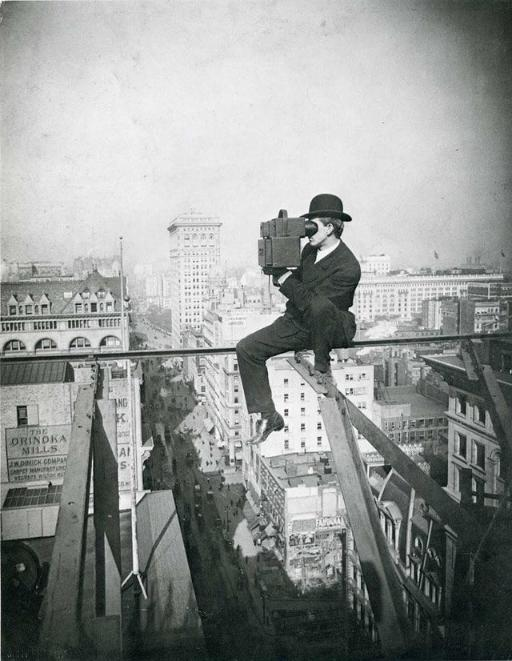 photographer above the 5th avenue