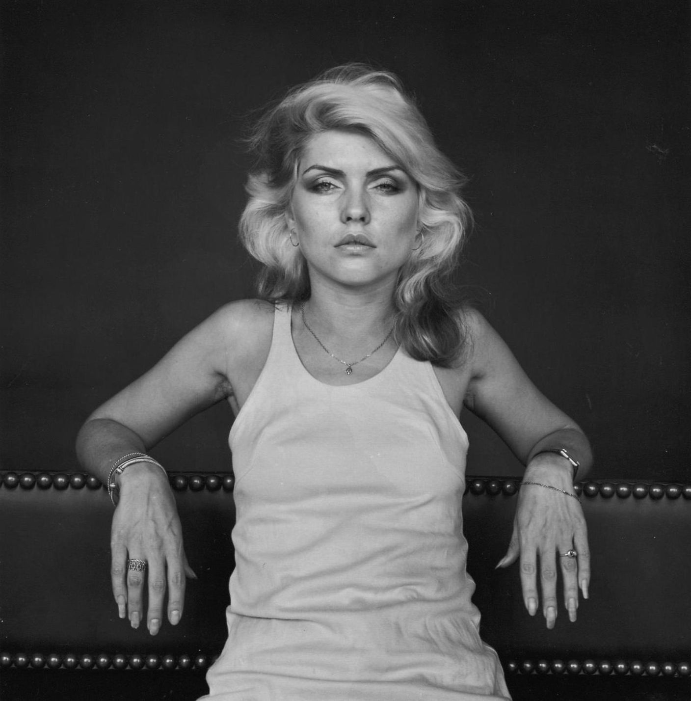 Debbie Harry by Mapplethorpe