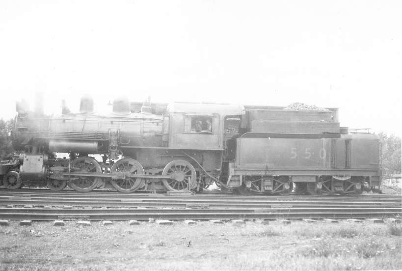 Canadian Pacific Railway locomitve