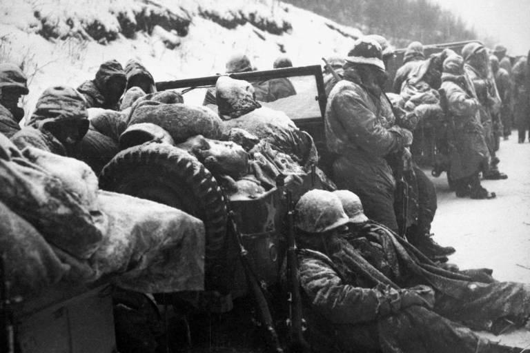 US marines in Korean war