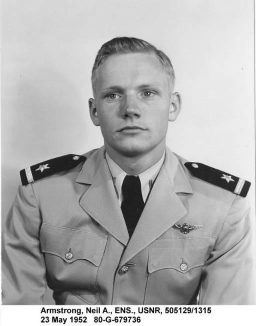 Neil Armstrong Korean war in photos