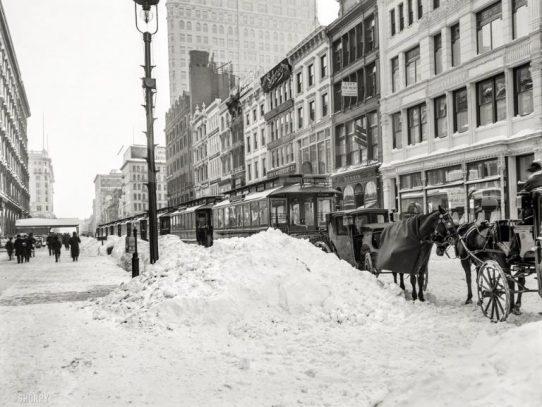New York in 1905 in 19 photos