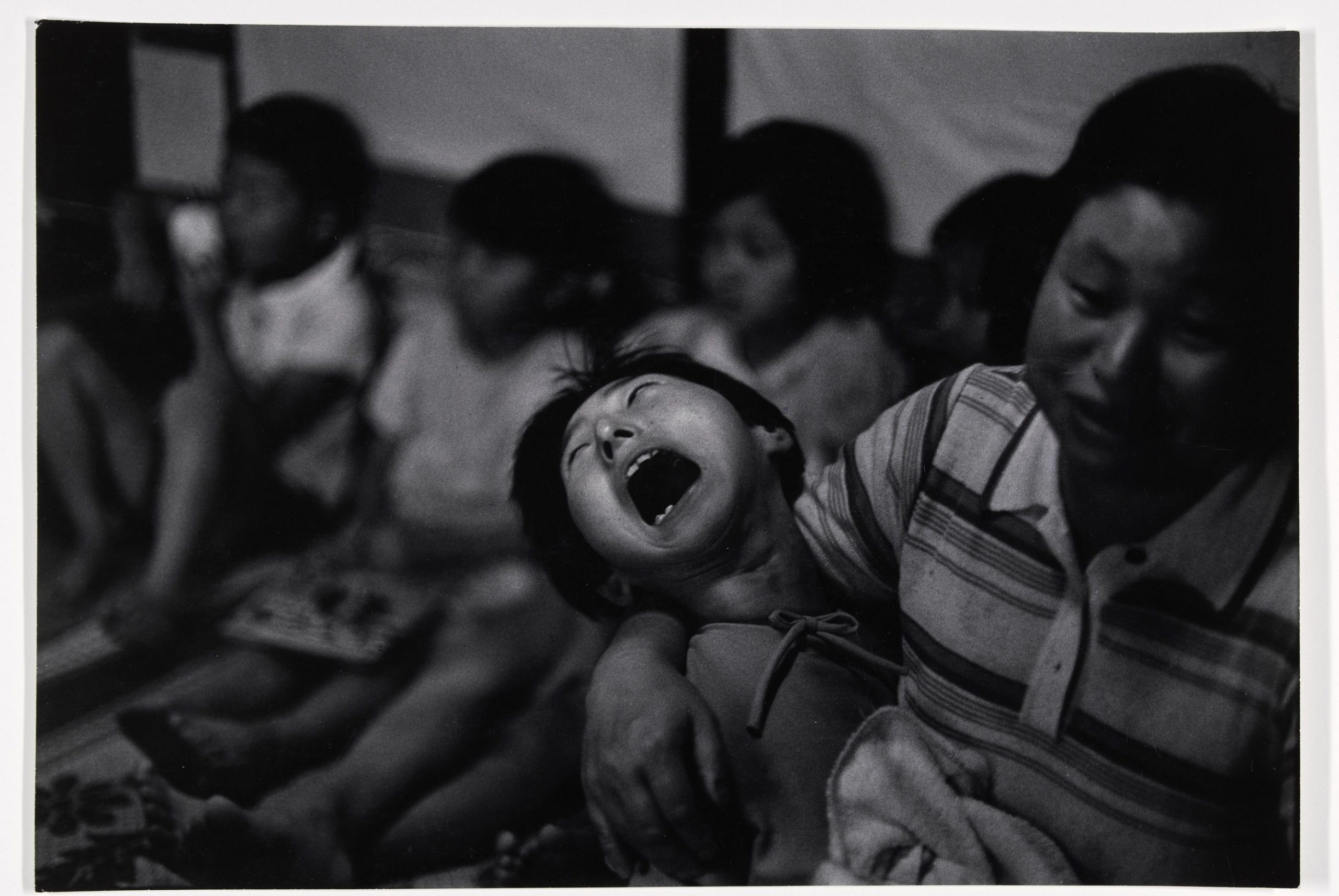 The scream of war W. Eugene Smith photo
