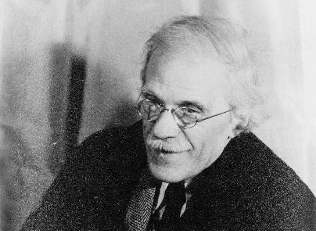 photo of Alfred Stieglitz