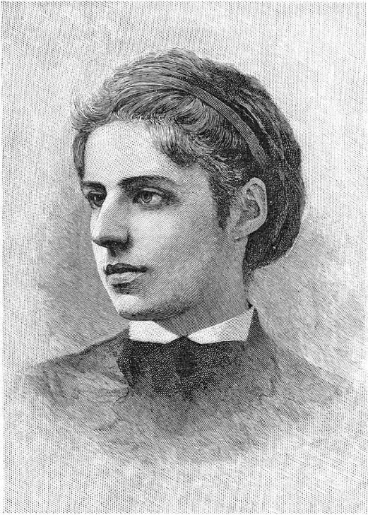 American Poet Emma Lazarus