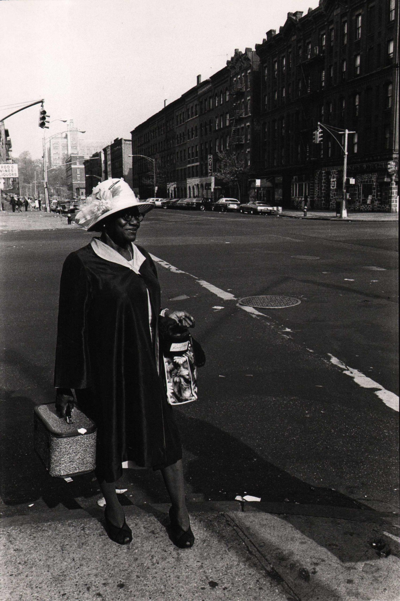 Anthony Barboza, Harlem, NY