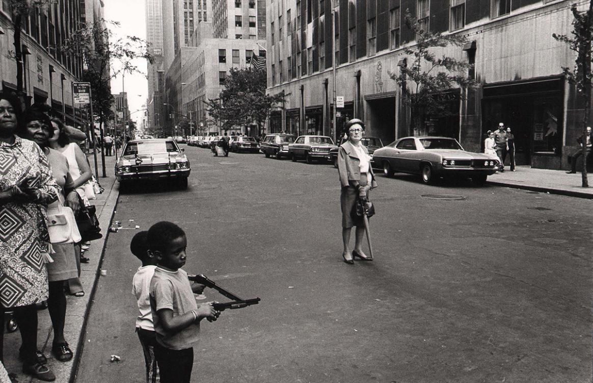 Anthony Barboza, NYC, 1970s