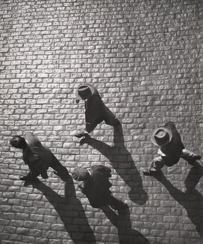 Bedrich Grunzweig, NYC, 1948