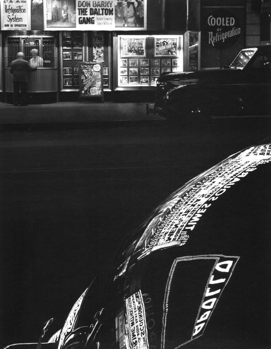 Benn Mitchell, Times Square 42nd Street, New York City, 1952