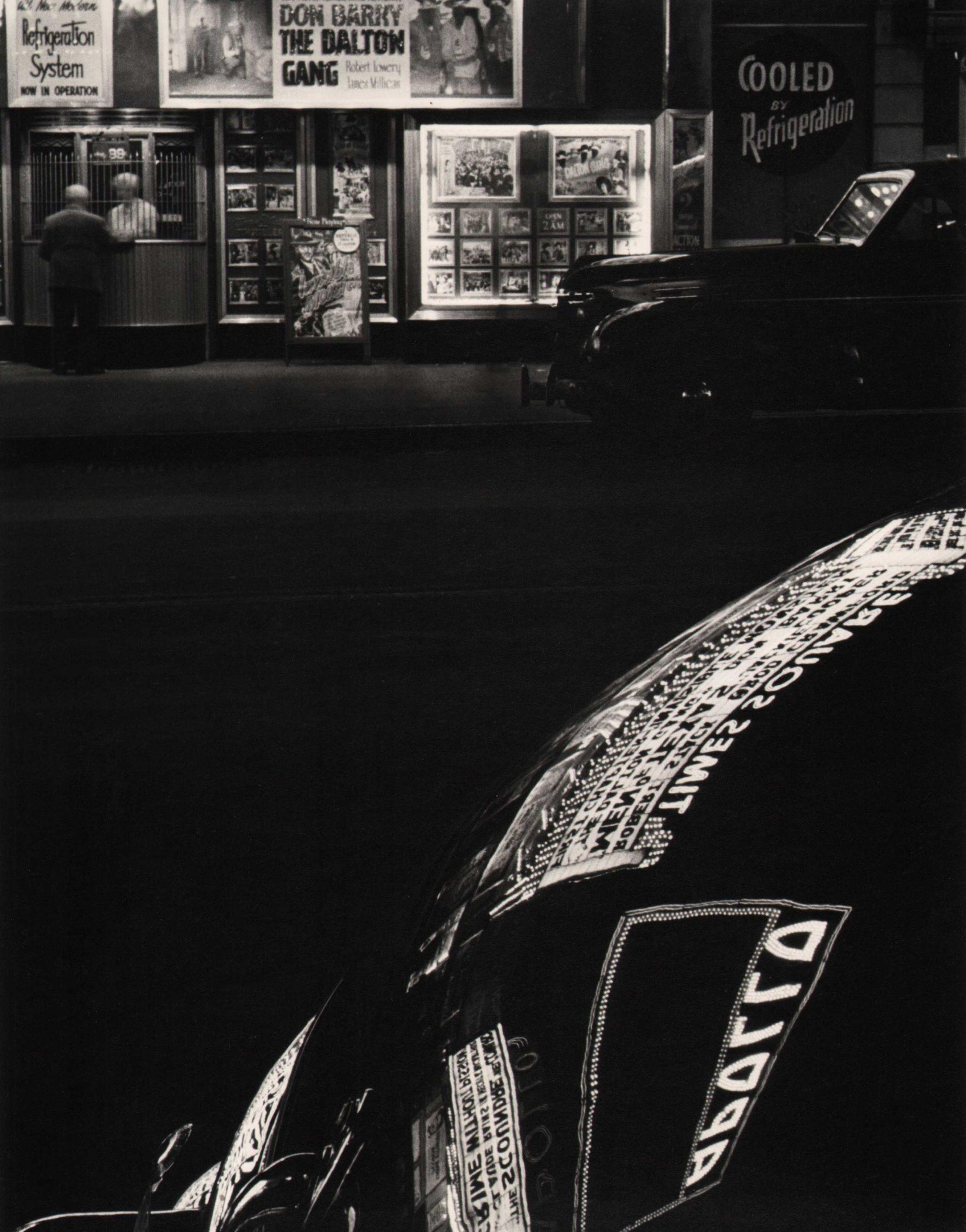 Benn Mitchell, Times Square 42nd Street, New York City, c. 1955